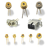 GaAs Photodiode Amplifier Hybrid